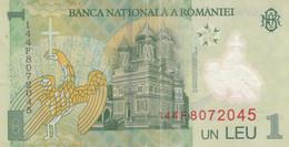 BANCONOTA ROMANIA 1  VF (ZX1586 - Romania