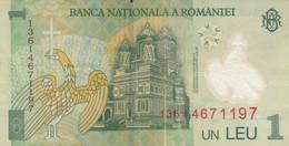 BANCONOTA ROMANIA 1  VF (ZX1587 - Romania