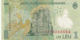 BANCONOTA ROMANIA 1  VF (ZX1589 - Romania