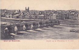 Maastricht Gezicht Op De Maasbrug En De Stad J2298 - Paesi Bassi