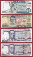 Philippines 10 Billets Dans L 'état - Filippine