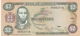 BANCONOTA GIAMAICA 2  UNC (ZX1639 - Jamaica