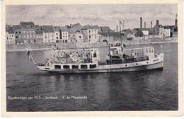 Maastricht Rondvaartboot Janihudi 3 J2302 - Oosterhout