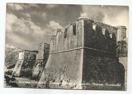 T3759 Santa Severina (Crotone) - Bastioni E Torre Del Castello - Castle Chateau Schloss Castillo / Viaggiata 1958 - Italy