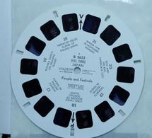 VIEW MASTER    2623   REEL THREE   JAPAN - Stereoskope - Stereobetrachter