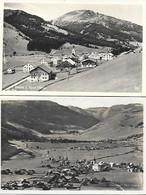 AUTRICHE - TANNHEIM - ZOBLEN - VUES PANORAMIQUES  - 1950/60  - BON  ETAT - Tannheim