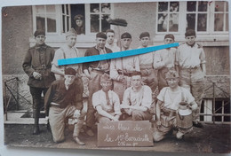 1928 Wackernheim 33 Eme Régiment D'aviation RAR 15 Eme Escadrille Armée Du Rhin Avions Poilu Ww1 Ww2 14-18 Carte Photo - Krieg, Militär