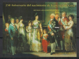Guinée  équatoriale - 1996 - Bloc Feuillet BF N°Yv. 9 - Goya - Neuf Luxe ** / MNH / Postfrisch - Zonder Classificatie