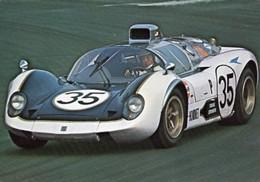 Howmet TX Turbine  -  Pilote: Hugh Dibley  -  Brands Hatch 1968  -  CP - Le Mans