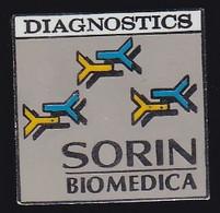 66986- Pin's.Sorin Group S.p.A. Médical.production De Dispositifs Cardiaques - Medici