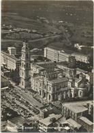 T3774 Pompei (Napoli) - Panorama Aereo Vista Aerea Aerial View Vue Aerienne - Il Santuario / Viaggiata 1955 - Pompei