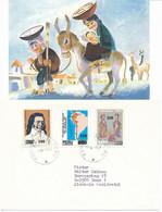 Peru - 1983 Brief Mit Inhalt Nach Alemania - Perù