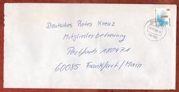 Brief, Expo Hannover, Moehlau Nach Frankfurt 2000 (97512) - Storia Postale