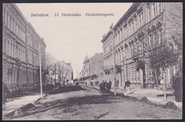 Jaroslaw Hetmanska Ul. / Gasse, Mailed 1909 - Polen