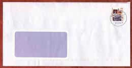 Brief, Steinerne Bruecke Regensburg, Marburg 2002 (97516) - Storia Postale