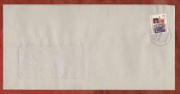 Brief, Steinerne Bruecke Regensburg, Messel 2001 (97519) - Storia Postale