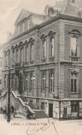 Liège  Belgique (2313) L'Hotel De Ville - Liege