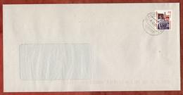 Brief, Steinerne Bruecke Regensburg, Waechtersbach 2001 (97520) - Storia Postale