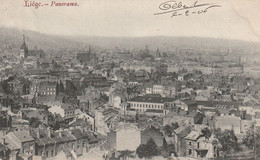 Liège  Belgique (2314) Panorama - Liege