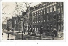 AMSTERDAM - HOLLANDE - T.Belle Vue Du Jeugdhotel DE LAURIER - Lauriergracht 116 - Amsterdam