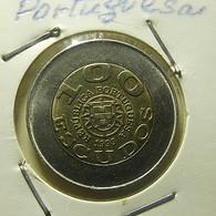 Portugal 100 Escudos 1999 Unicef ''Portuguesa'' Without Error - Portogallo