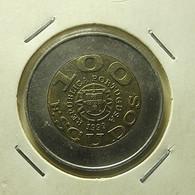 Portugal 100 Escudos 1999 Unicef ''Portugusa'' With Error - Portogallo
