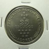 Portugal 25 Escudos 1980 Açores - Portogallo