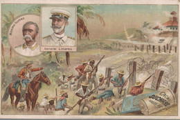 CHROMO CHOCOLAT SUCHARD NEUCHATEL   MAXIMO GOMEZ  GENERAL LINARES - Suchard