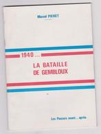 1940 La Bataille De GEMBLOUX - War 1939-45