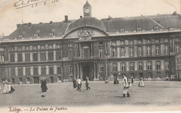 Liège  Belgique (2319) Le Palais De Justice - Liege