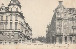 Liège  Belgique (2320) Rue Raikem - Liege