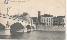 Liège  Belgique (2322) Pont Léopold - Liege