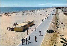34 HERAULT Vue D'ensemble De La Plage Et De La Promenade De MARSEILLAN - Marseillan