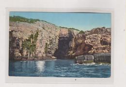 CROATIA DUBROVNIK LOKRUM Nice Postcard - Croazia