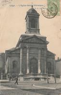 Liège  Belgique (2323) L'église Saint-Véronique - Liege