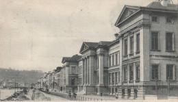 Liège  Belgique (2324) Quai Des Pécheurs Et Institut De Zoologie - Liege