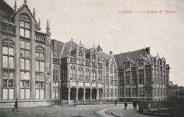 Liège  Belgique (2326) Le  Palais De Justice - Liege