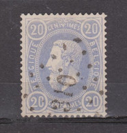 N° 31 Lp. 310  Renaix - Ronse - 1869-1883 Leopold II