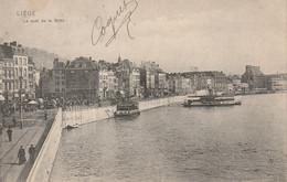 Liège  Belgique (2329) Le Quai De La Batte - Liege