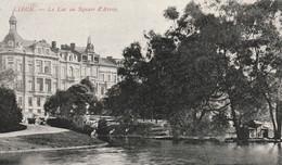 Liège  Belgique (2330) Le  Lac Au Square D'Avroy - Liege
