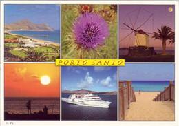 (99). Portugal. Madeira. Ponta Do Sol & Porto Santo - Madeira