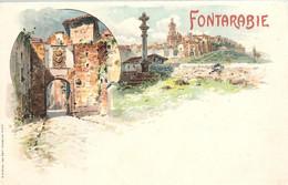 HONDARRIBIA - FONTARABIE - Edit. SIRVEN - Spain