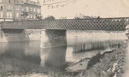 Liège  Belgique (2334) Le Pont De Huy - Liege