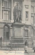 Liège  Belgique (2335) Statue D'André Dumont - Liege