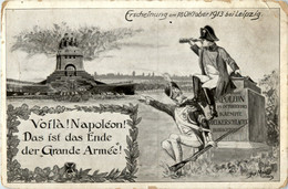 Leipzig - Napoleon 1913 - Leipzig