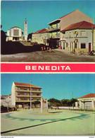 BENEDITA - ALCOBAÇA  - PORTUGAL (2 SCANS) - Leiria