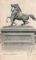 Liège  Belgique (2337) Le Dompteur - Liege