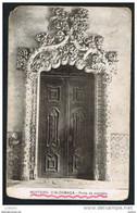 ALCOBAÇA - Mosteiro Porta Da Sacristia - EM MAU ESTADO Portugal (2 Scans) - Leiria