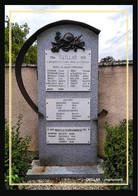 66  CATLLAR  -  Monument  Aux  Morts - Autres Communes