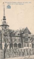 Liège  Belgique (2339)  Expo 1905,Le Palais De La Ville De Liège - Liege